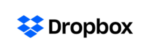 Dropbox logo cw